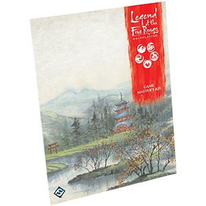 Legend of the Five Rings RPG: Game Master's Kit-RedQueen.mx
