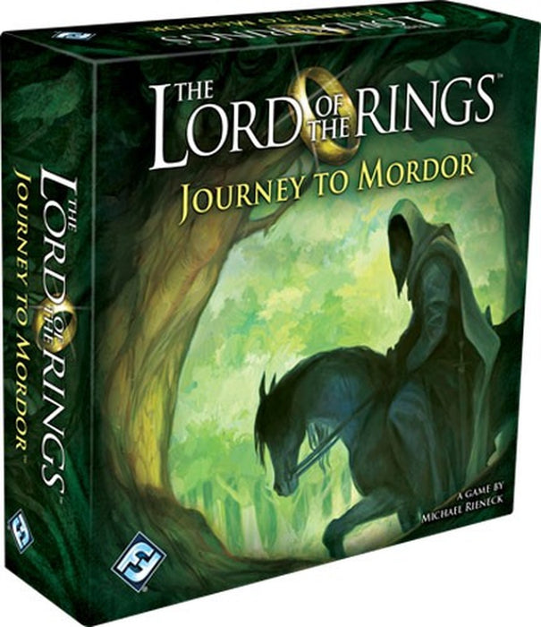 LOTR: Journey to Mordor - FFG LOTR Journeys to Mordor