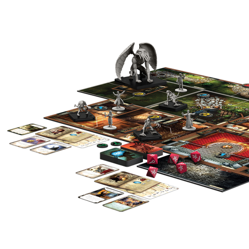 Mansions of Madness Second Edition (EN)-RedQueen.mx