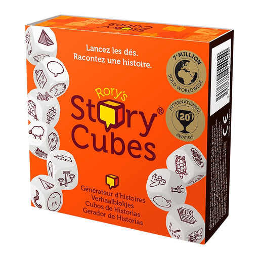 Rory's Story Cubes (Box)-RedQueen.mx