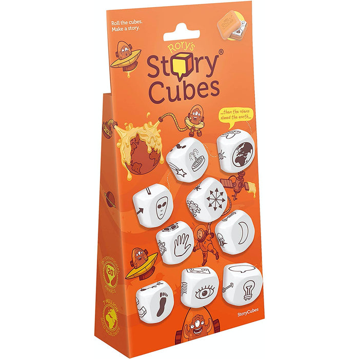 Rory's Story Cubes (Peg)-RedQueen.mx