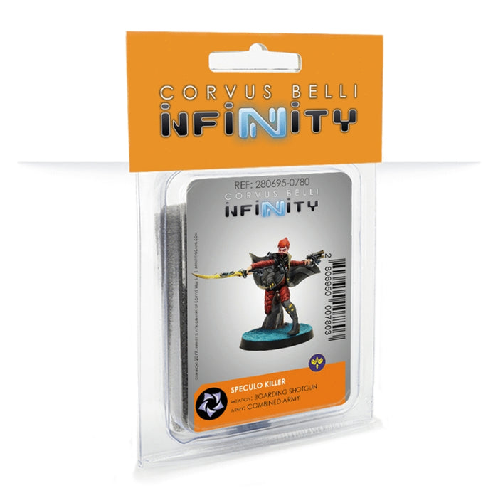 Speculo Killer (Boarding Shotgun) - Infinity: Combined Army Pack-RedQueen.mx