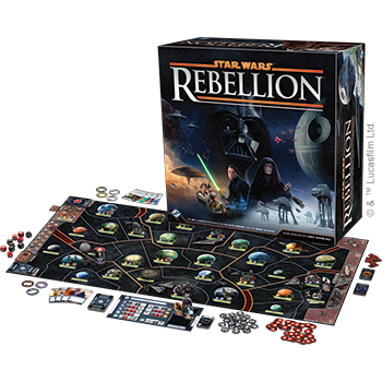 Star Wars: Rebellion - redqueen-mx