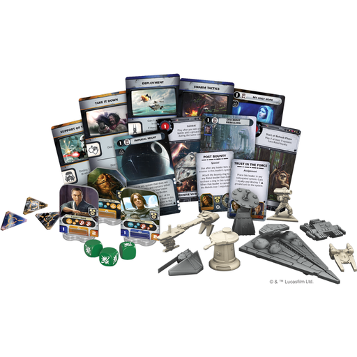 Star Wars: Rebellion - Rise of the Empire Expansion - redqueen-mx