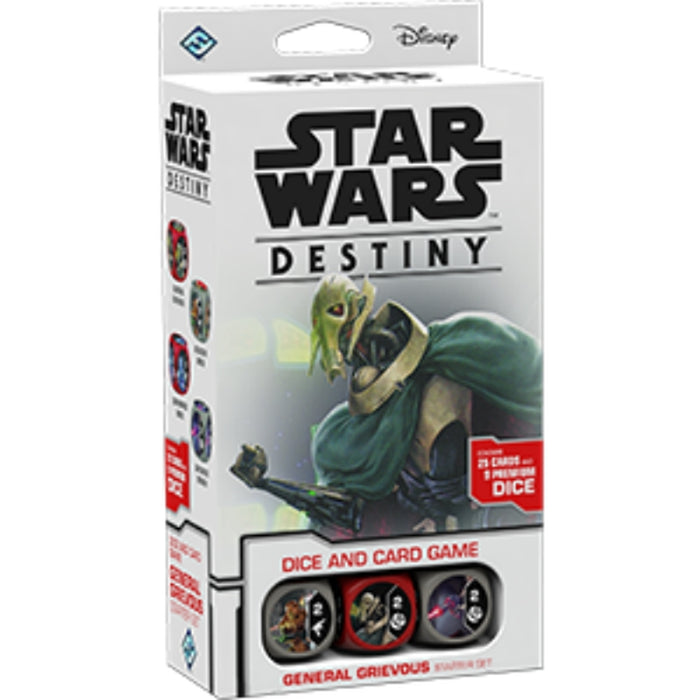General Grievous - Destiny Starter Set-RedQueen.mx
