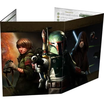 Star Wars: Edge of the Empire RPG - Game Master's Kit - RPG SW