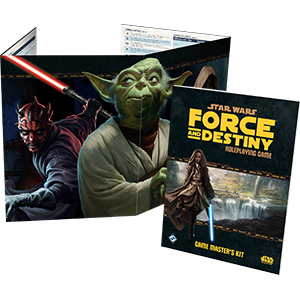 Star Wars: Force and Destiny RPG - Game Master's Kit-RedQueen.mx