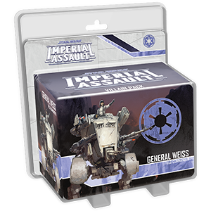 General Weiss - Imperial Assault Pack - SW Imperial Assault