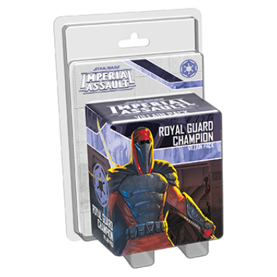 Royal Guard Champion - Imperial Assault Pack-RedQueen.mx