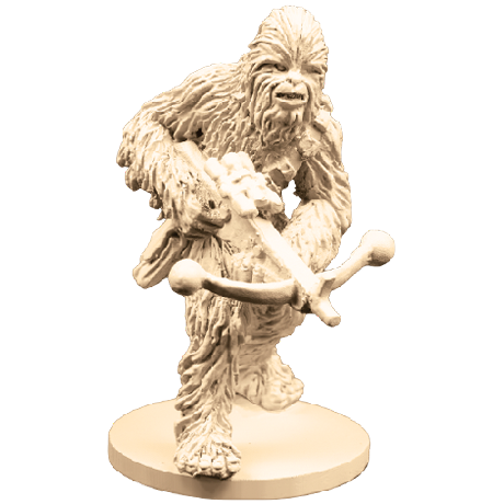 Chewbacca - Imperial Assault Pack - SW Imperial Assault