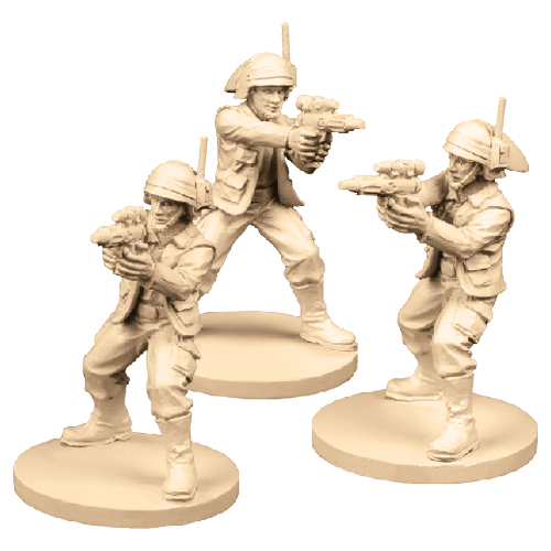 Rebel Troopers - Imperial Assault Pack - SW Imperial Assault