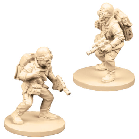 Rebel Saboteurs - Imperial Assault Pack-RedQueen.mx