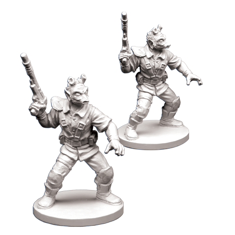 Hired Guns - Imperial Assault Pack-RedQueen.mx