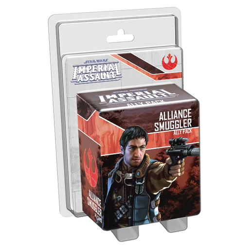 Alliance Smuggler - Imperial Assault Pack-RedQueen.mx