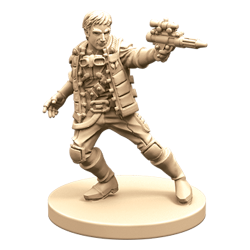 Alliance Smuggler - Imperial Assault Pack - SW Imperial Assault