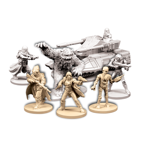 Return to Hoth - Imperial Assault Expansion-RedQueen.mx