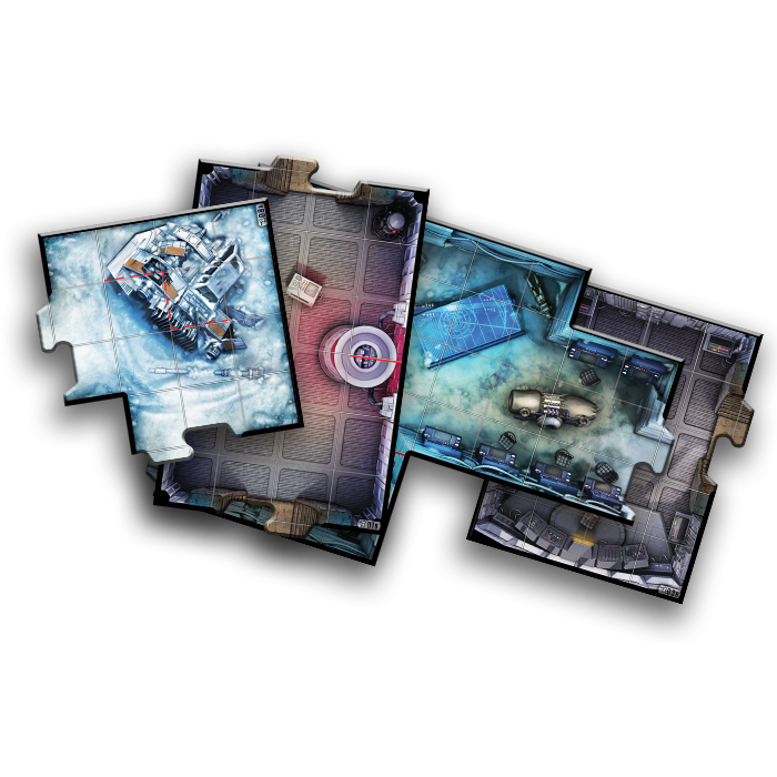 Return to Hoth - Imperial Assault Expansion - SW Imperial Assault