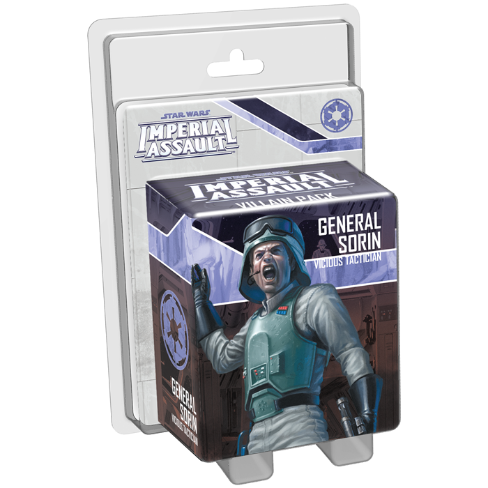 General Sorin - Imperial Assault Pack-RedQueen.mx