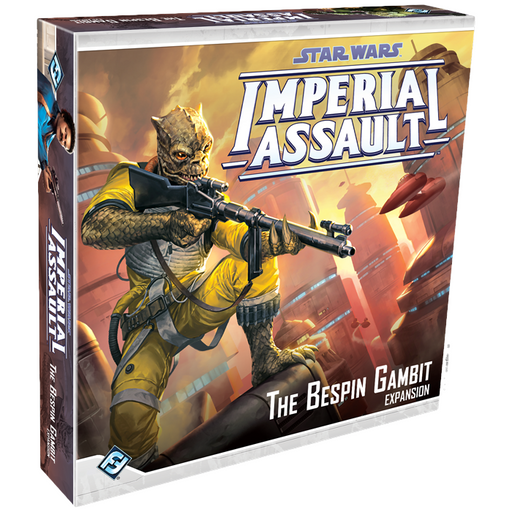 The Bespin Gambit - Imperial Assault Expansion-RedQueen.mx