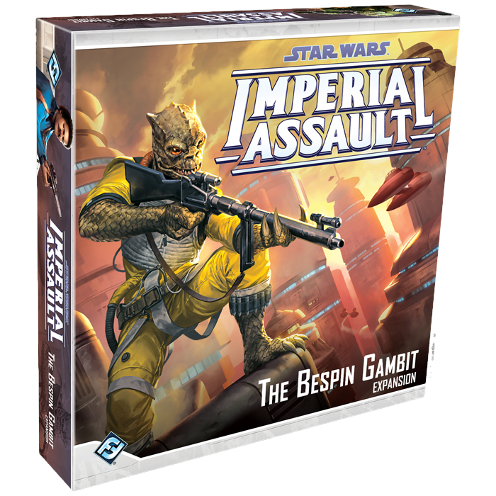 The Bespin Gambit - Imperial Assault Expansion - SW Imperial Assault