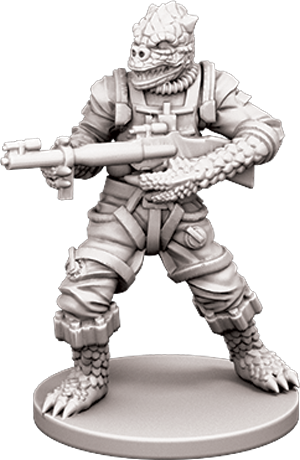 Bossk - Imperial Assault Pack - SW Imperial Assault