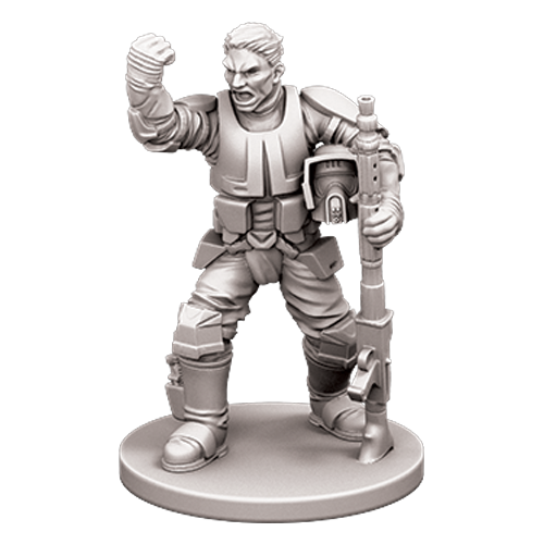 Agent Blaise - Imperial Assault Pack - SW Imperial Assault