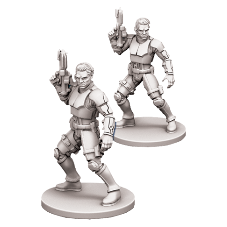 ISB Infiltrators - Imperial Assault Pack-RedQueen.mx