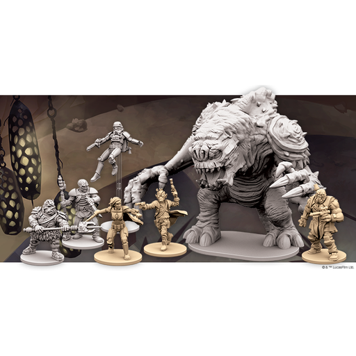 Jabba's Realm - Imperial Assault Expansion-RedQueen.mx