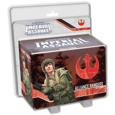 Alliance Rangers - Imperial Assault Pack - SW Imperial Assault