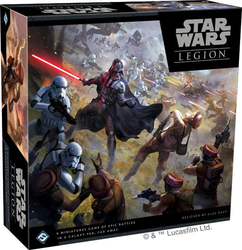 Star Wars: Legion Core Set-RedQueen.mx