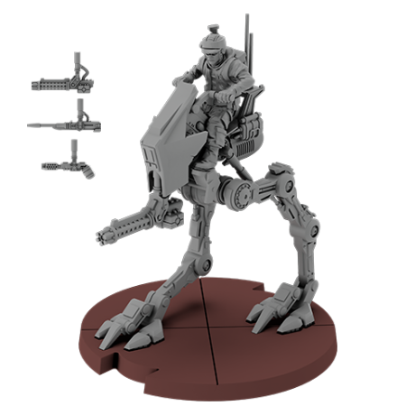 AT-RT Unit - Legion Expansion-RedQueen.mx
