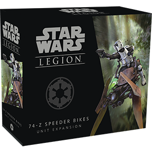 74-Z Speeder Bikes - Legion Unit Expansion-RedQueen.mx
