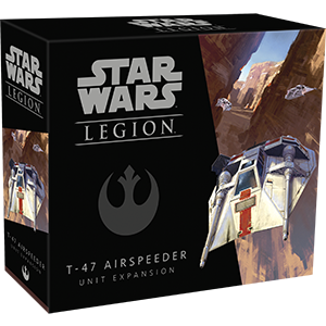 T-47 Airspeeder Unit - Legion Expansion-RedQueen.mx