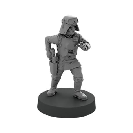 General Veers Commander - Legion Expansion - SW Legion