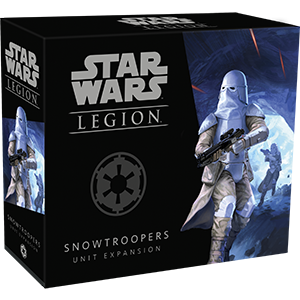 Snowtroopers Unit - Legion Expansion - SW Legion