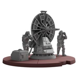 1.4 FD Laser Cannon Team - Legion Unit Expansion-RedQueen.mx