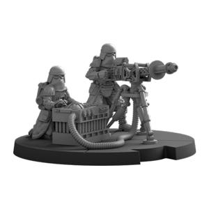 E-Web Heavy Blaster Team Unit - Legion Expansion - SW Legion