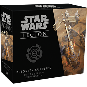 Priority Supplies Battlefield - Legion Expansion-RedQueen.mx