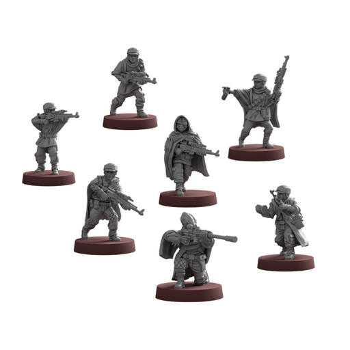 Rebel Commandos Unit - Legion Expansion - SW Legion