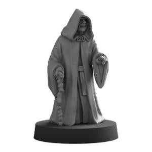 Emperor Palpatine Commander - Legion Expansion - SW Legion