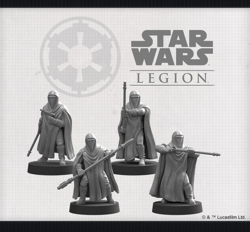 Imperial Royal Guards Unit - Legion Expansion-RedQueen.mx