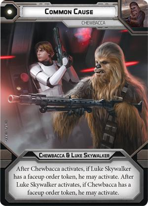 Chewbacca - Legion Operative Expansion-RedQueen.mx