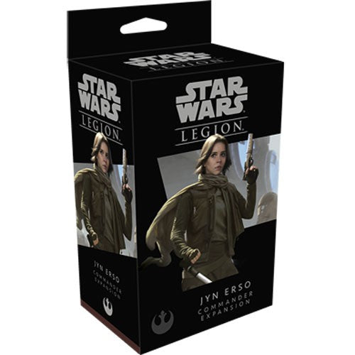 Jyn Erso Commander - Legion Expansion - SW Legion