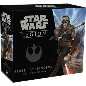 Rebel Pathfinders Unit - Legion Expansion-RedQueen.mx