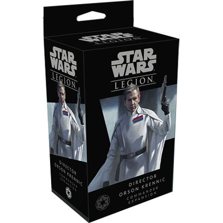 Director Orson Krennic Commander - Legion Expansion - SW Legion