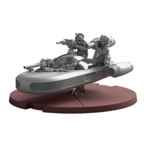 X-34 Landspeeder Unit - Legion Expansion-RedQueen.mx
