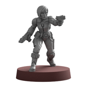 Sabine Wren - Legion Operative Expansion-RedQueen.mx