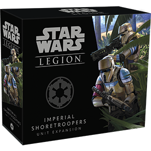 Imperial Shoretroopers Unit - Legion Expansion - SW Legion