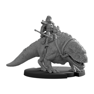 Dewback Rider Unit - Legion Expansion - SW Legion