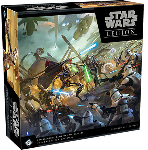 Clone Wars Core Set - Star Wars: Legion (EN)-RedQueen.mx